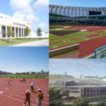 New Track and Field Facilities